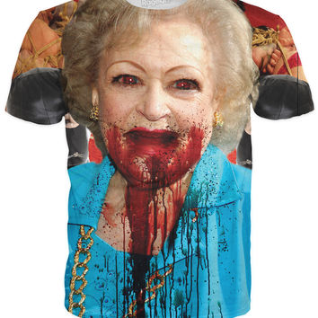 Bath Salts Betty White T-Shirt