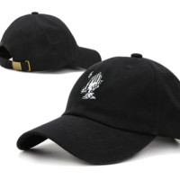 Fashion Drake 6 God Ball hat Embroidered Praying Hands Adjustable Sports Baseball hats