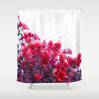 Touch of Love Shower Curtain by Armine Nersisian