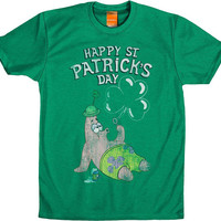 Spongebob T Shirt | Saint Patricks Day T-Shirt | St Pats T-Shirt | Funny | Gift