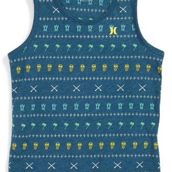 Hurley Print Shop Tank (Toddler Boys & Little Boys) | Nordstrom