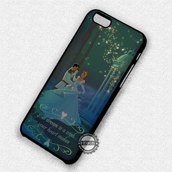 A Dream Cinderella - iPhone 7 6 Plus 5c 5s SE Cases & Covers