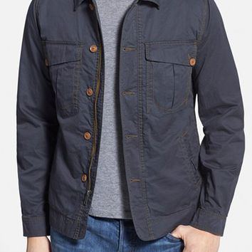 Men's Jeremiah 'Ford' Cotton Twill Jacket