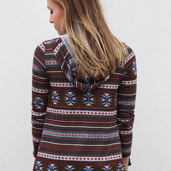 Eagle River Cardigan
