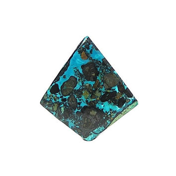 Blue Chrysocolla Brecciated Black Tenorite Metal Cuprite Gem Southwest Copper Mineral Gemstone Cabochon Premium Quality Semiprecious Jewel