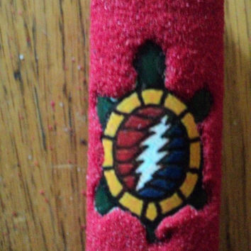 Grateful Dead Terrapin turtle Handmade Bic lighter case