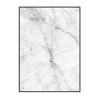 marble print / two sizes