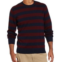 IZOD Men's Varsity Allover Stripe Sweater