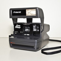 Polaroid Camera One Step 600 1992
