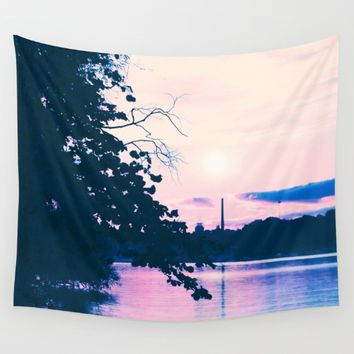 Pastel vibes 33 Wall Tapestry by Viviana Gonzalez