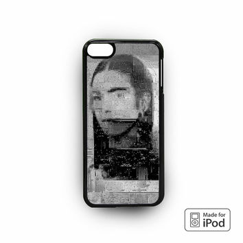 Sad girls on the painting for iPod 6 apple cases
