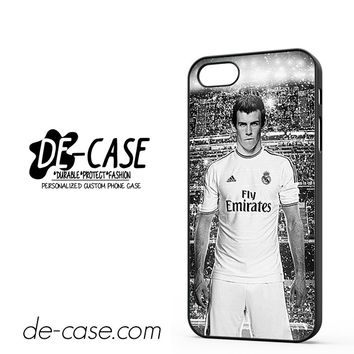 Gareth Bale Real Madrid DEAL-4609 Apple Phonecase Cover For Iphone 5 / Iphone 5S