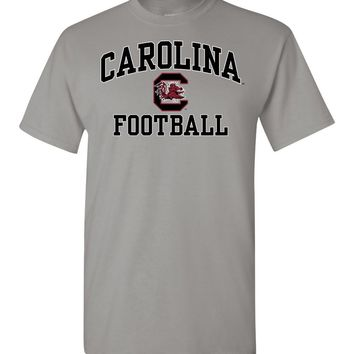 Official NCAA University of South Carolina Fighting Gamecocks USC COCKY SC Football Short-Sleeve T-Shirt - SC004