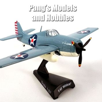 Grumman F4F Wildcat 1/87 Scale Diecast Metal Model by Daron