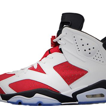 "Air Jordan Retro 6 ""Carmine"" - Authentic (384664-160)"