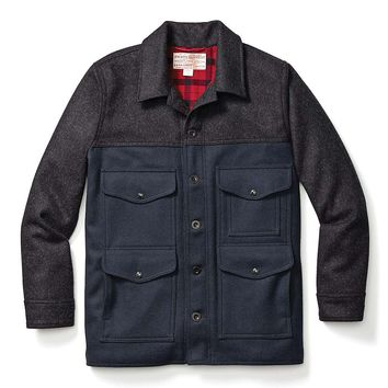 Filson Lined Wool Seattle Cruiser Jacket - Men's