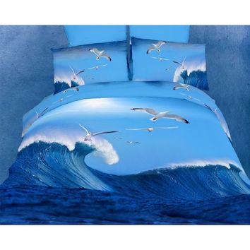 Dorm Bedding Luxury Modern Queen Duvet Cover Set Dolce Mela DM435Q - Gifts for You and Me