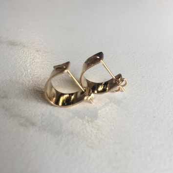 The Hatters x Band Earrings