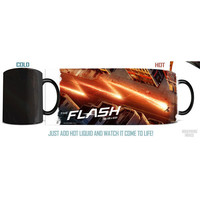 The Flash TV Series Time For A Hero Morphing Mug