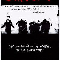 Slipknot Surfacing Lyrics 1999 Poster 24x35