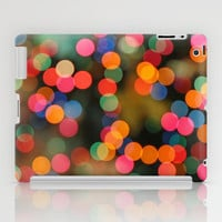 Just happy thoughts today... iPad Case by Irène Sneddon