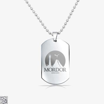 Visit Mordor, Lord Of The Rings Tag
