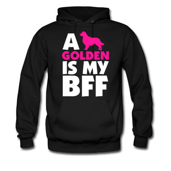 A-GOLDEN-IS-MY-BFF T SHIRT DESIGN_1_hoodie sweatshirt tshirt