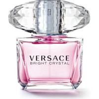 VERSACE BRIGHT CRYSTAL Perfume 3.0 oz *Tester with cap