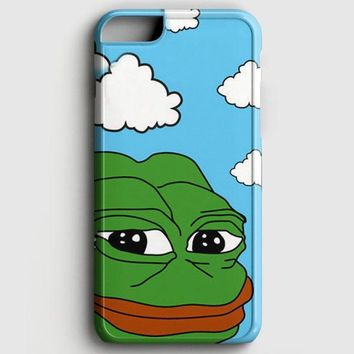 Pepe The Frog Meme iPhone 6/6S Case