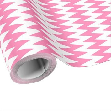 Classic Chevron Wrapping Paper