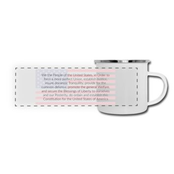Panoramic Preamble Campers Mug