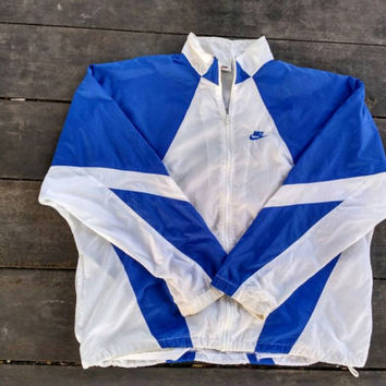 Nike windbreaker small Logo vintage Sports wear