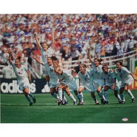 1999 USA Women's Soccer Team Celebration 16x20 Photograph