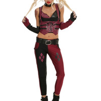 DC Comics Batman: Arkham City Harley Quinn Costume