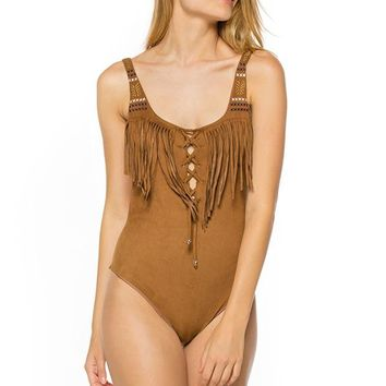 AGUA BENDITA Bendito Desert Julia One Piece