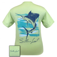 Southern Limits Sailfish Country Comfort Colors T-Shirt