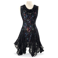 Tumbling Lace Dress - Women's Clothing & Symbolic Jewelry – Sexy, Fantasy, Romantic Fashions