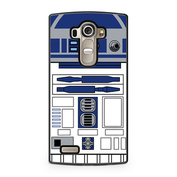 R2D2 Artoo Detoo Star Wars LG G4 case