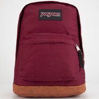 Jansport Clarkson Backpack Dark Red One Size For Men 25746833701
