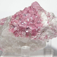 Rose Mica Rare Pink Mica Mineral Specimen New Mexico