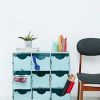 Light Blue Metal Cabinet - Urban Outfitters