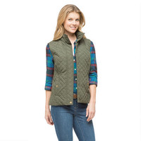 Quilted Vest - Her Gifts Under $50 - Gift Guide - G.H. Bass & Co.