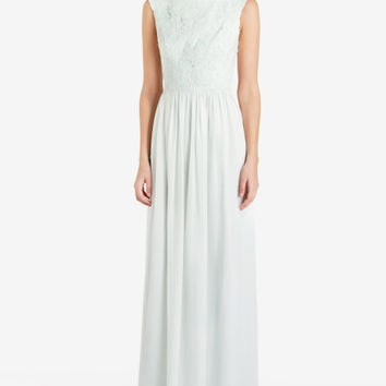 Embellished lace bodice maxi dress - Mint | Dresses | Ted Baker
