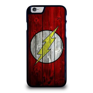 THE FLASH WOODEN iPhone 6 / 6S Case
