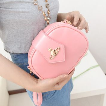 Summer Stylish Korean Sweets Strong Character One Shoulder Bags Purse [6582701959]