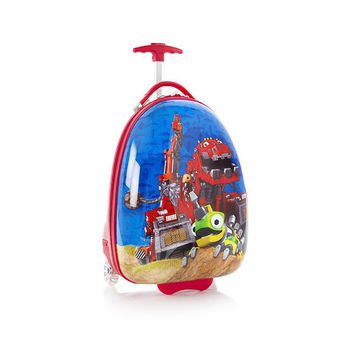 Heys Dinotrux Kids Luggage Case