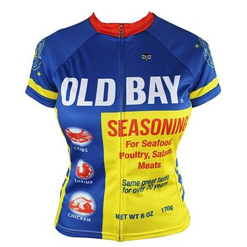 Old Bay / Cycling Jersey (Women)