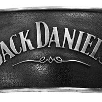 Jack Daniels Old No 7 Belt Buckle