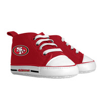 San Francisco 49ers Baby Pre Walker Hightops