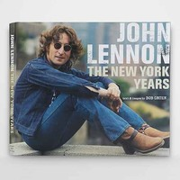 John Lennon: The New York Years By Bob Gruen- Assorted One
